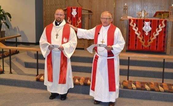 Pastor David Murphy