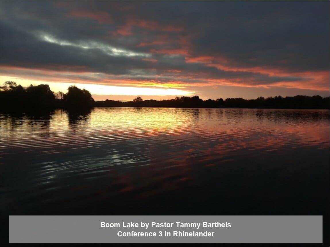 Boom Lake by Pastor Tammy Barthels